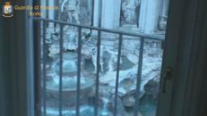 Affaccio su Fontana di Trevi, confiscata la casa del 'Secco'