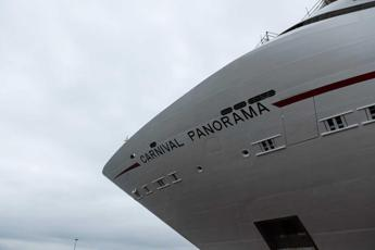 Fincantieri launches new Carnival mega cruise ship