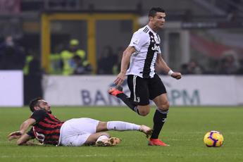 Supercoppa, Juve-Milan in Arabia Saudita