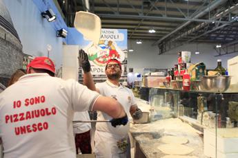 Ad 'Artigiano in Fiera' la cucina italiana sul tetto del mondo