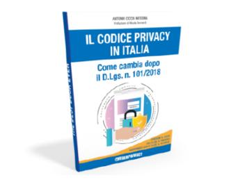 Campagna speciale, libro in omaggio per chi diventa membro di Federprivacy entro il 31 dicembre