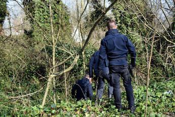 Sequestrato nei boschi: giallo nel bresciano