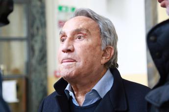 Emilio Fede in ospedale