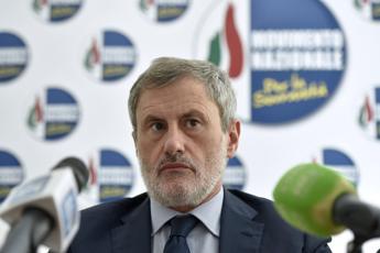 Piano rifiuti Roma, Corte Conti assolve ex sindaco Alemanno