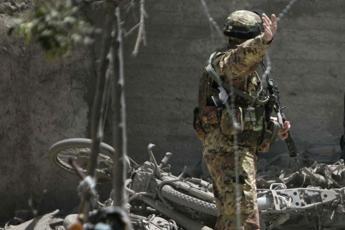 Entro un anno militari italiani via da Afghanistan