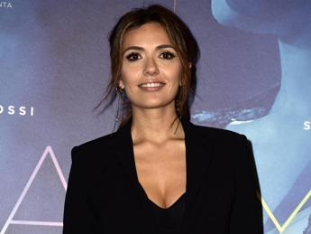 Serena Rossi a Sanremo per cantare Mimì con Baglioni