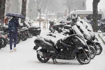 Centro-Nord sotto la neve