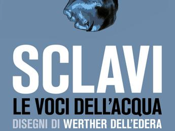 'Le voci dell'acqua', la prima graphic novel di Tiziano Sclavi