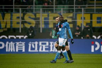 Razzismo, l'Uefa ri-bacchetta l'Italia