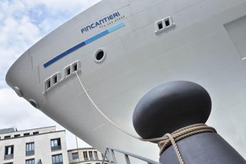 Fincantieri: la Commissione europea blocca l'acquisizione di Stx