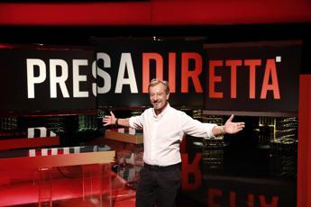 Iacona torna con 'PresaDiretta'