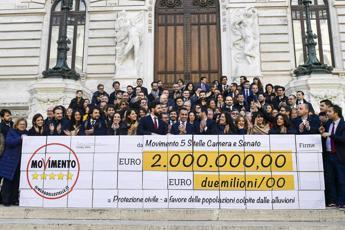 A Milano 'cassaforte' M5S, i milioni delle restituzioni nella banca di Arpe