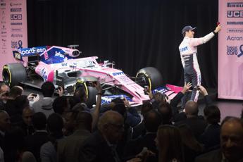 F1, Perez: Puntiamo alla prima vittoria