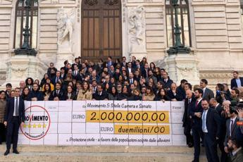 Il Restitution day del M5S
