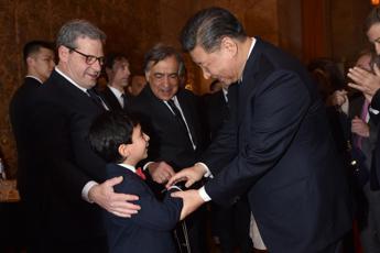 First Lady cinese: Il piccolo 'puparo' mi ha commosso