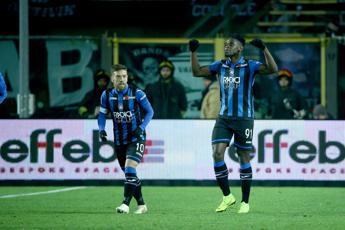 Atalanta-Chievo 1-1, vittoria salvezza per l'Empoli