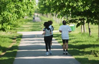 Sport all'aperto, le misure: distanze e percorsi delimitati