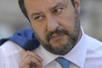 Salvini: Con voto a ottobre facciamo flat tax
