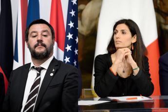 Roma, Salvini attacca ancora