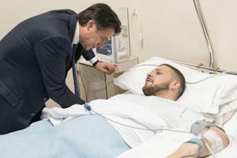 Operato carabiniere ferito a Foggia