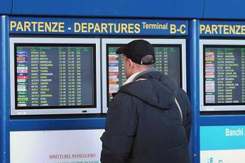 Alitalia cancella 300 voli
