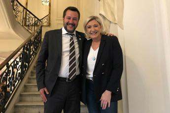 Sabato Salvini a piazza Duomo, parla anche Le Pen