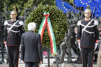 25 aprile, Mattarella: Fu ritorno a libertà