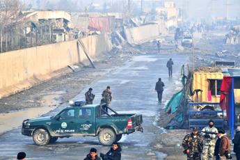 Attacco a Kabul
