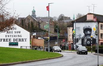 Derry-Londonderry e la 'Bloody Sunday'