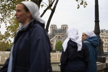 Card. Poupard: Notre Dame risorgerà