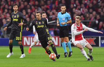 Ajax-Juventus, le formazioni