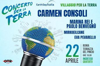 Torna Earth Day, a Roma il Concerto e il Villaggio per la Terra
