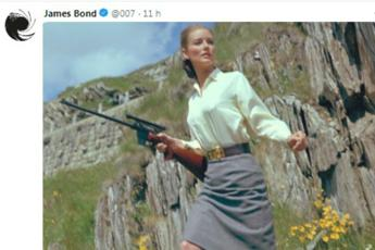 Addio a Tania Mallet, la Bond girl di 'Goldfinger'