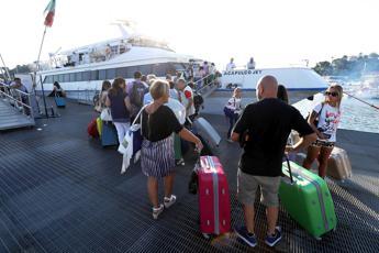 Turismo in calo, è la prima volta in 5 anni