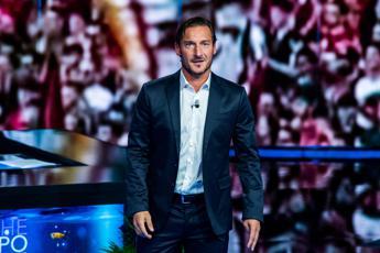 Al via riprese documentario su Totti