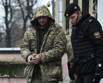 Il Cremlino respinge la richiesta del Tribunale del mare Onu
