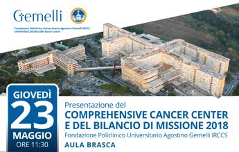 Al Gemelli nasce il Cancer Center, terapie avanzate per il Centro-Sud