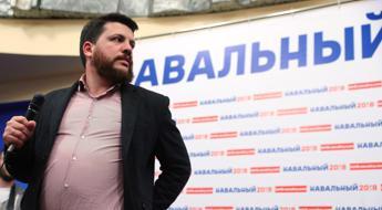 Arrestato a Mosca il braccio destro di Navalny Leonid Volkov