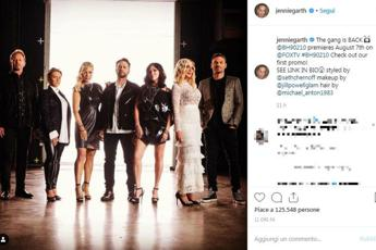 Il primo video del cast di Beverly Hills 90210: sono tornati