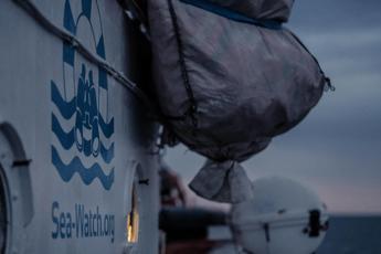 Sea Watch, video choc per giornata mondiale diritti umani