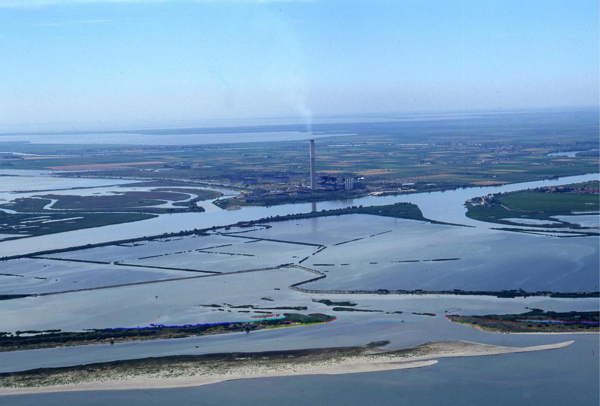 Dall'energia al turismo, un'oasi al posto della centrale Enel