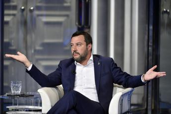 Salvini: Manovra coraggiosa o al voto