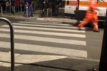 Genova, Sopraelevata: pedone investito da un'auto