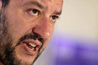 Salvini avverte i No Tav