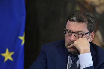Giorgetti rinuncia al ruolo di commissario Ue