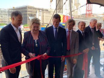 Ginevra, posata prima pietra nuovo building Bracco