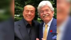 ''Una delle persone migliori al mondo'', Berlusconi sponsor per Razzi