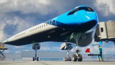 Flying V, l'aereo più 'green' del mondo a forma di V