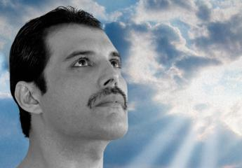 Freddie Mercury, esce versione inedita di 'Time waits for no one'