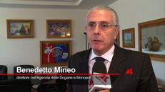Dogane portuali digitalizzate, Mineo (Adm):